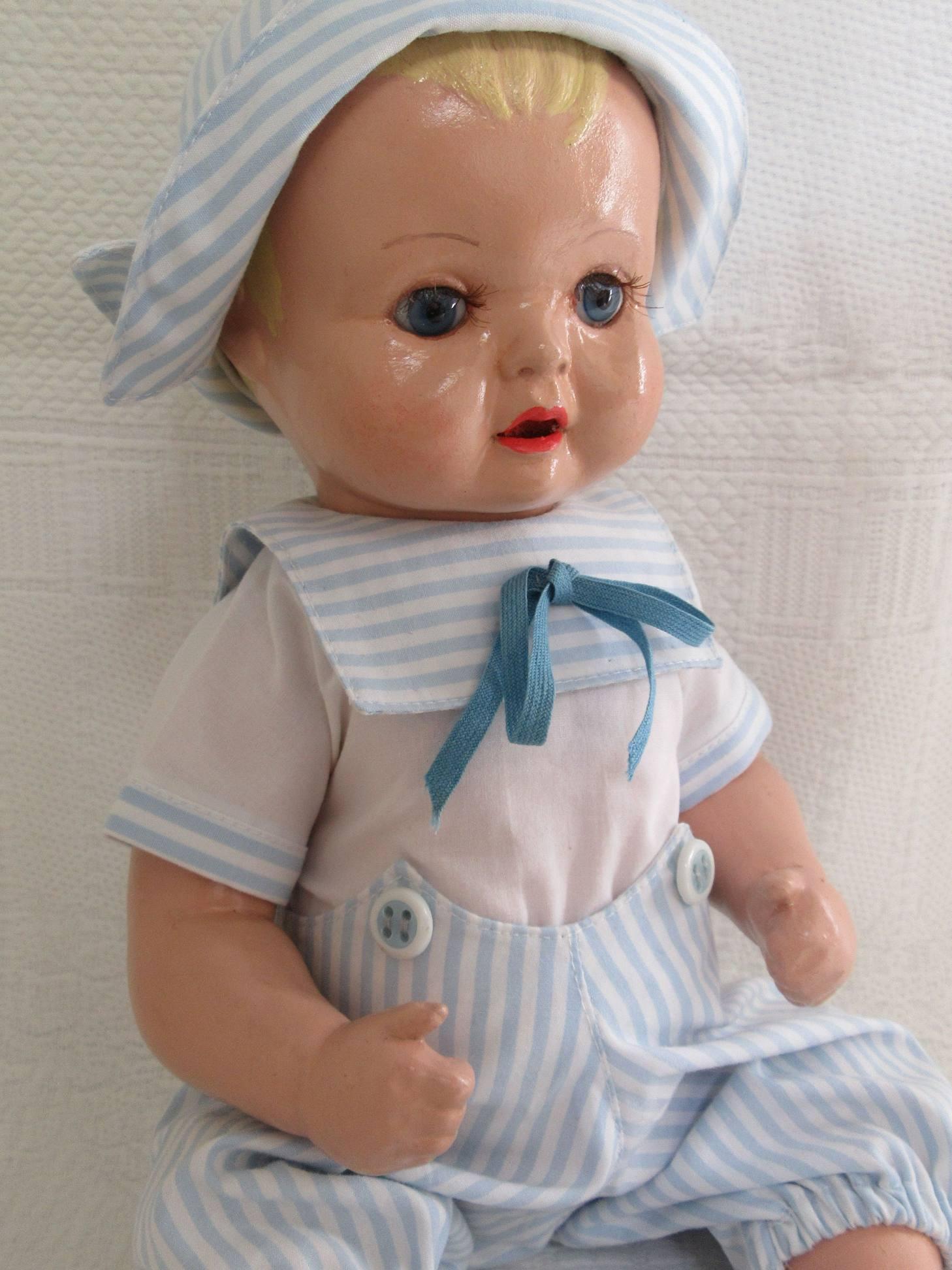 Мастерская Мимидол.  Ручной пошив винтажной одежды для кукол и ремонт кукол. Блог Красновой Натальи. IMG_0396