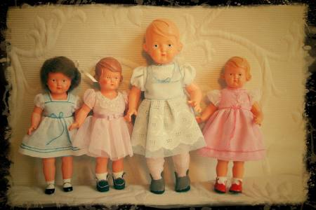 Мастерская Мимидол.  Ручной пошив винтажной одежды для кукол и ремонт кукол. Блог Красновой Натальи. doll14