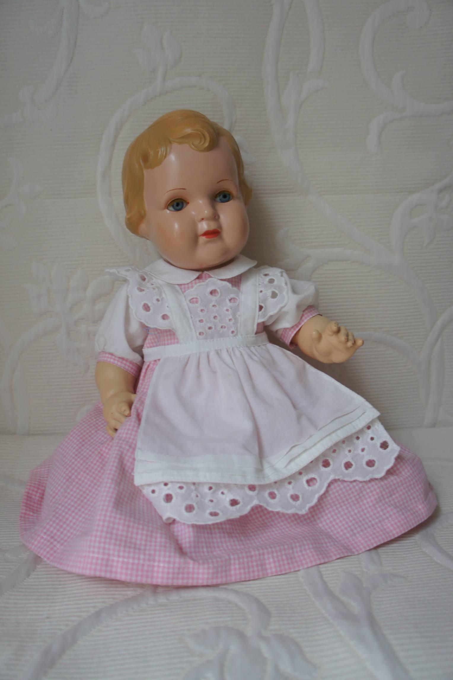 Мастерская Мимидол.  Ручной пошив винтажной одежды для кукол и ремонт кукол. Блог Красновой Натальи. DSC07994