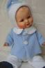Шьем одежду для винтажных младенцев