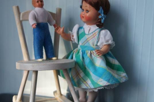 Мастерская Мимидол.  Ручной пошив винтажной одежды для кукол и ремонт кукол. Блог Красновой Натальи. 227