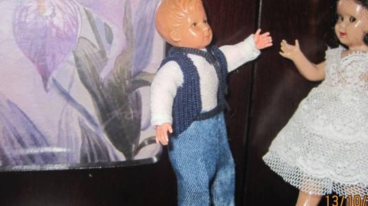 Мастерская Мимидол.  Ручной пошив винтажной одежды для кукол и ремонт кукол. Блог Красновой Натальи. 239