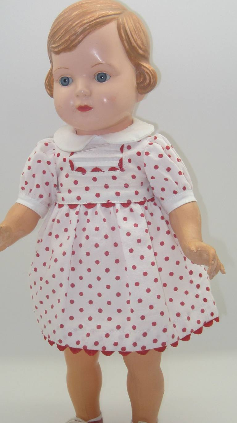 Мастерская Мимидол.  Ручной пошив винтажной одежды для кукол и ремонт кукол. Блог Красновой Натальи. 510