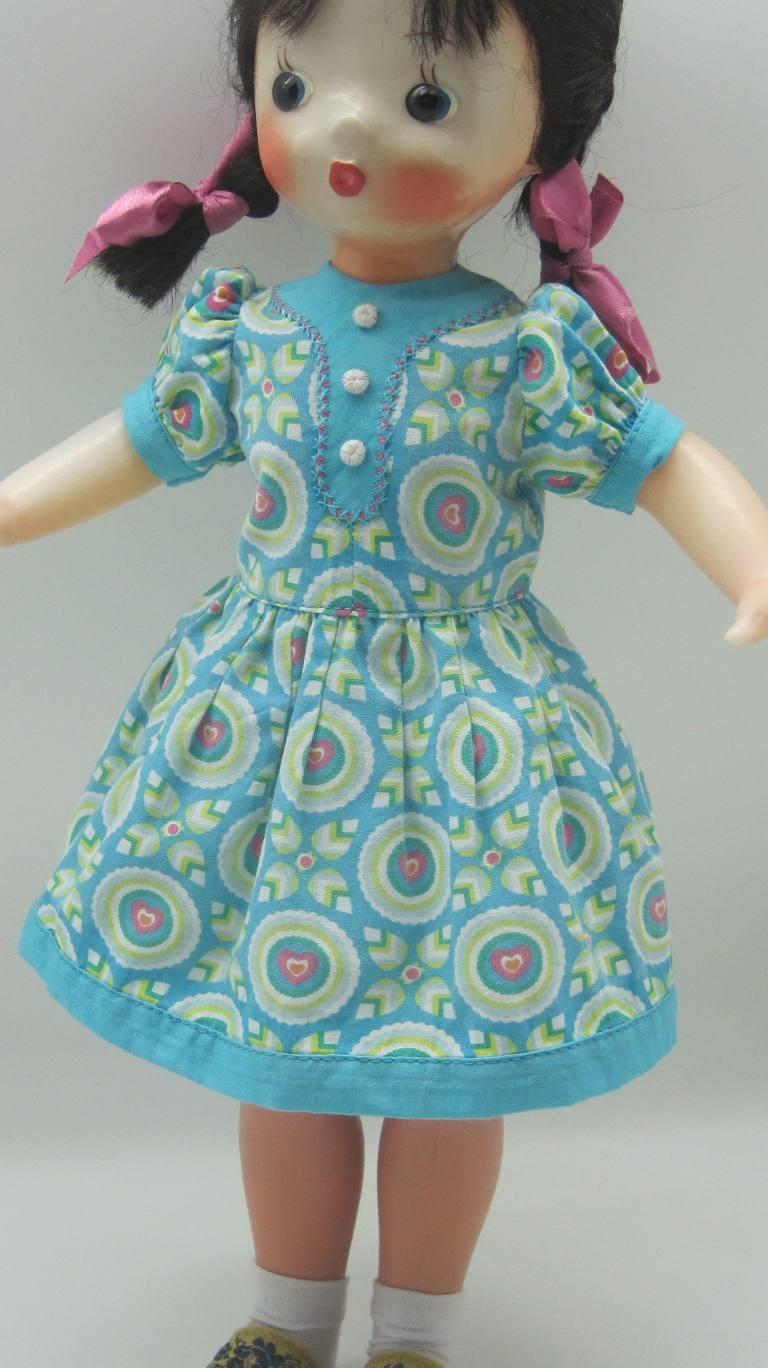 Мастерская Мимидол.  Ручной пошив винтажной одежды для кукол и ремонт кукол. Блог Красновой Натальи. 511