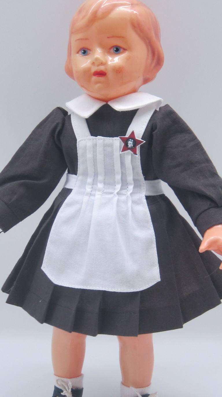 Мастерская Мимидол.  Ручной пошив винтажной одежды для кукол и ремонт кукол. Блог Красновой Натальи. 514