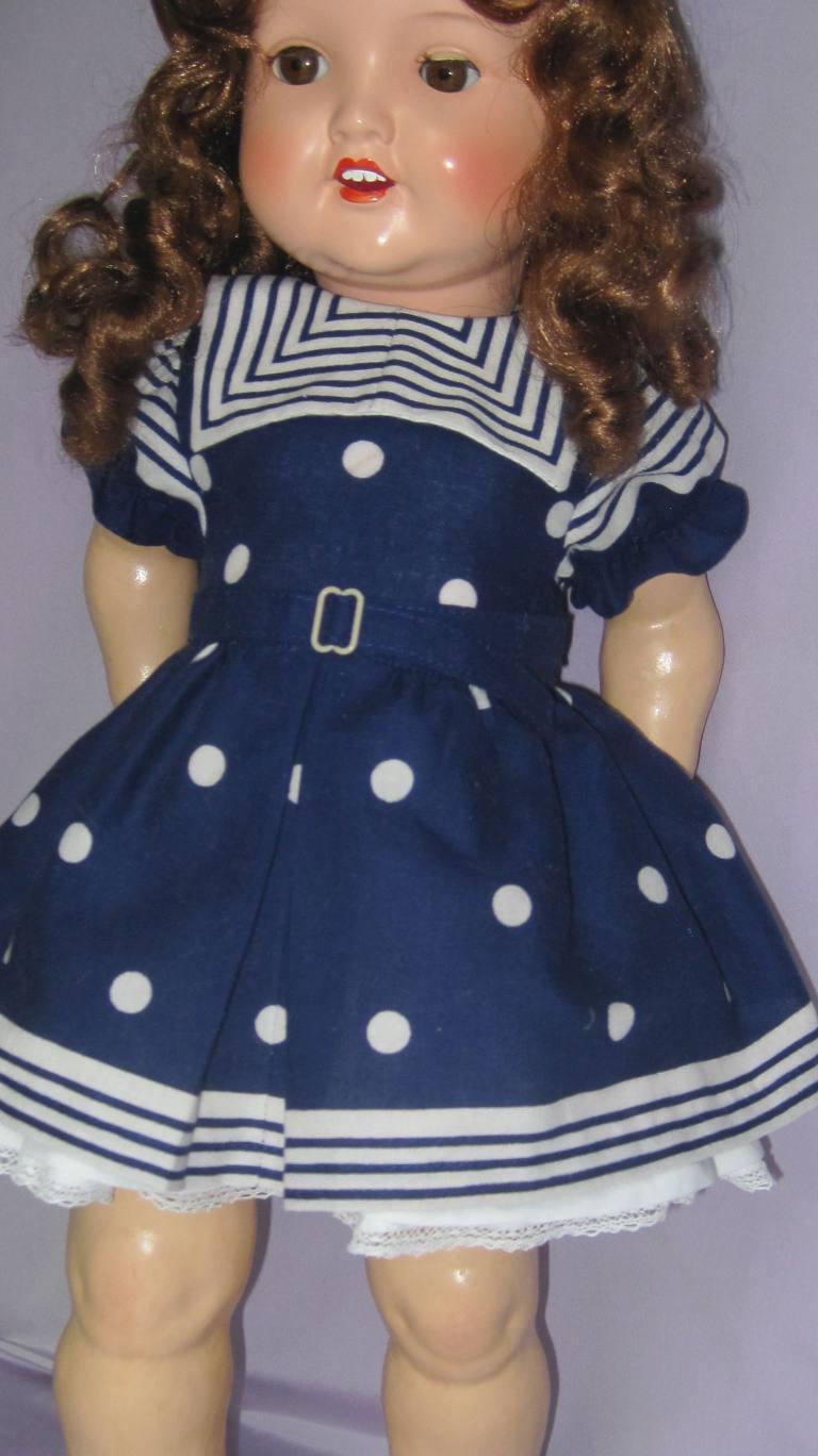 Мастерская Мимидол.  Ручной пошив винтажной одежды для кукол и ремонт кукол. Блог Красновой Натальи. 515