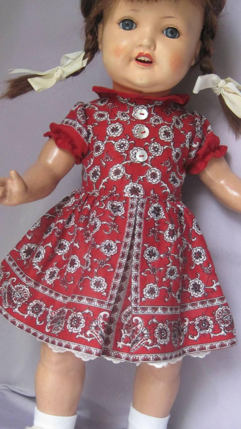 Мастерская Мимидол.  Ручной пошив винтажной одежды для кукол и ремонт кукол. Блог Красновой Натальи. 516