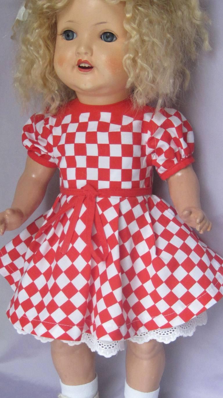 Мастерская Мимидол.  Ручной пошив винтажной одежды для кукол и ремонт кукол. Блог Красновой Натальи. 520