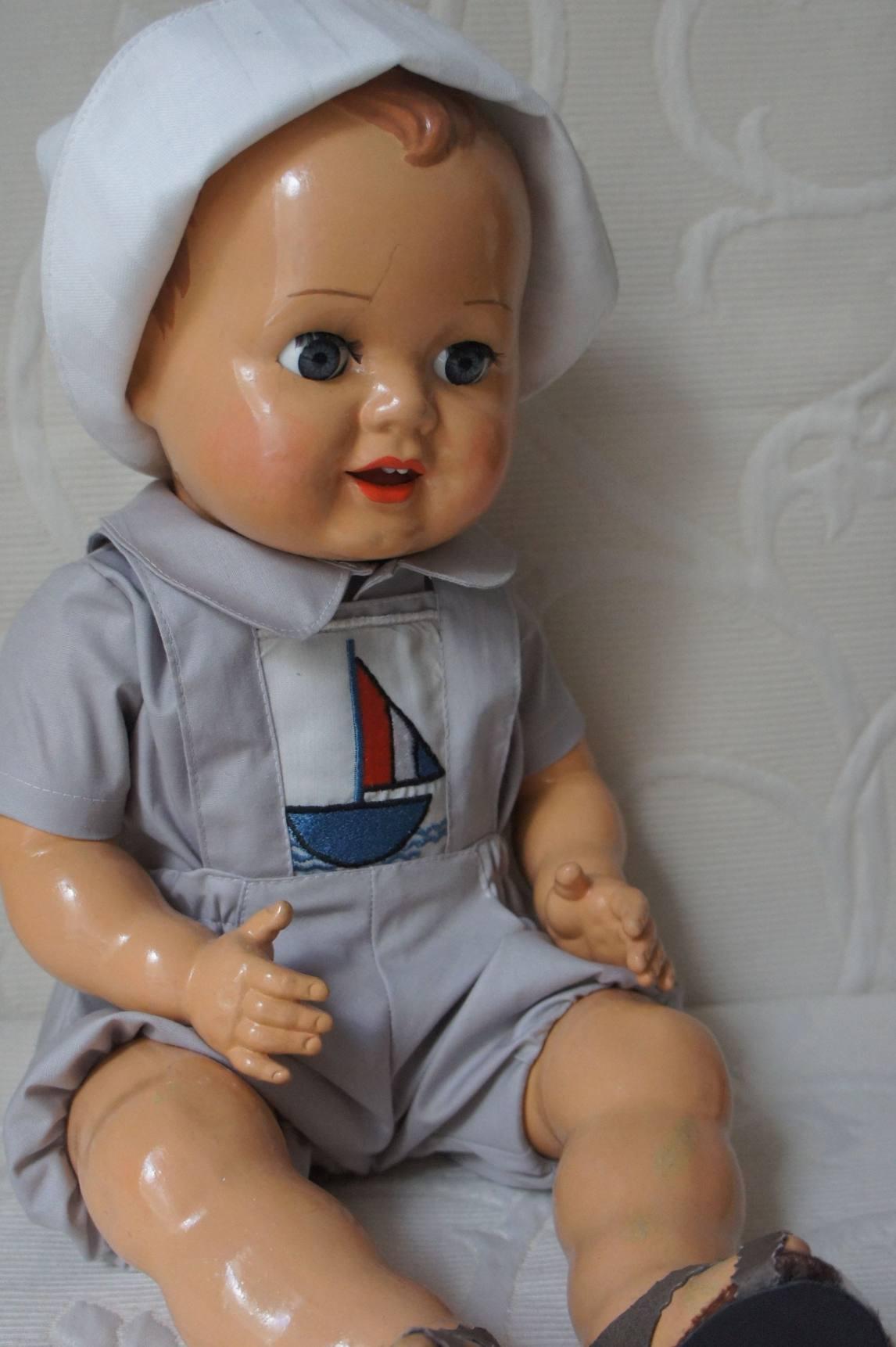 Мастерская Мимидол.  Ручной пошив винтажной одежды для кукол и ремонт кукол. Блог Красновой Натальи. DSC07998