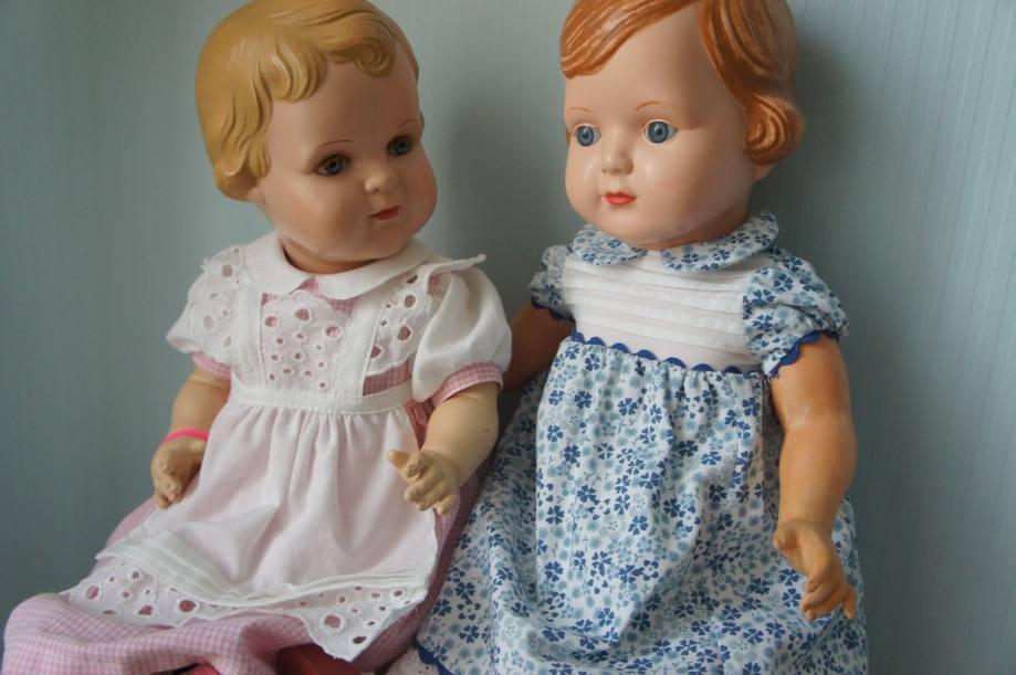 Источники создания образов винтажных кукол