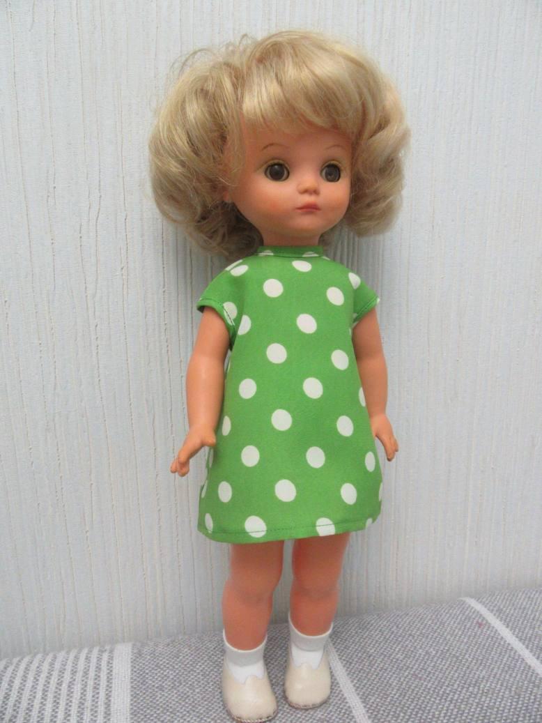 Блондинка из 70-х