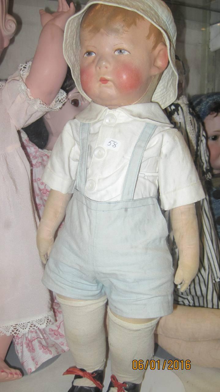 Мастерская Мимидол.  Ручной пошив винтажной одежды для кукол и ремонт кукол. Блог Красновой Натальи. IMG_1533-scaled