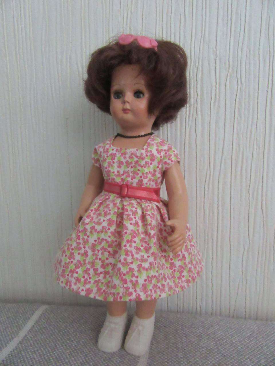 Каталог одежды для кукол винтажного стиля
